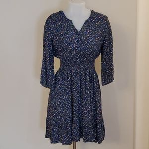 Floral Small Dress 33-35 bust